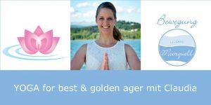 Yoga für Best & Golden Ager @ im Moorquell